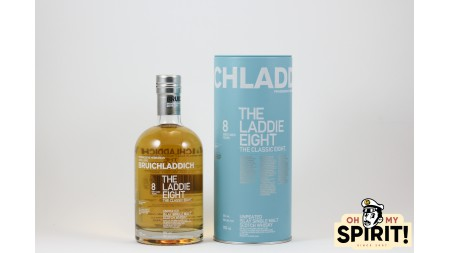 BRUICHLADDICH The Laddie Eight 8 ans 50%