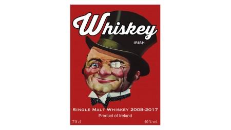 IRISH WHISKEY Corman Collins 2008/2017 40%