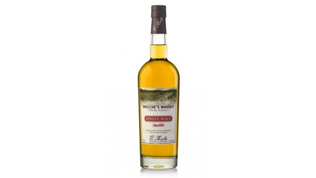 WELCHE'S Whisky Tourbé Single Malt Miclo 46%