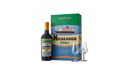 NICARAGUA 2004 Coffret TCRL 43%