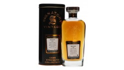 SIGNATORY VINTAGE Ben Nevis 24 ans Cask Strenght Collection 1991 55.7%