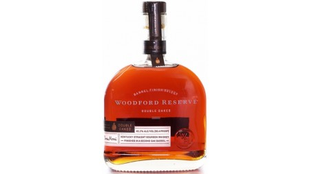 WOODFORD Double Oaked 43.2%