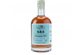 1423 S.B.S Barbados Foursquare Cask Strenght 2008 9 ans 55%