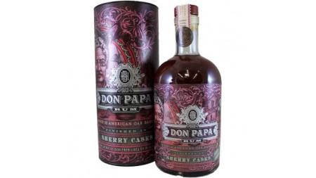 DON PAPA Sherry Cask Edition Limitée 45%