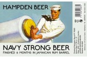 HAMPDEN BEER - Navy Strong Beer Finished Barrel 12.7%