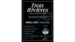 TROIS-RIVIERES Single Cask 2005 Cuvée Bèlè Corman Collins 52.3%