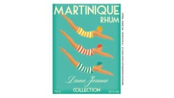 DAME JEANNE Martinique Corman Collins 44%