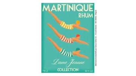 DAME JEANNE Martinique Corman Collins 44%