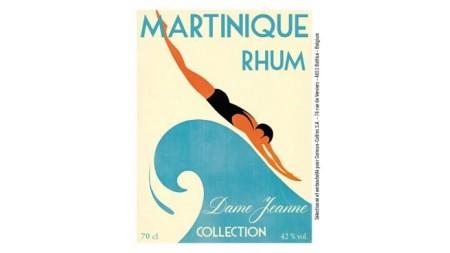 DAME JEANNE Martinique Corman Collins 42%