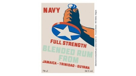 NAVY Full Stenght Jamaica-Trinidad-Guyana Corman Collins 56%