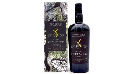 SOUTH PACIFIC 2009 Wild Parrot 10 ans 62.3%
