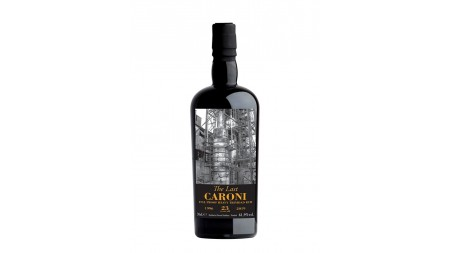 Caroni 23 ans 1996 HTR The Last 61.3%