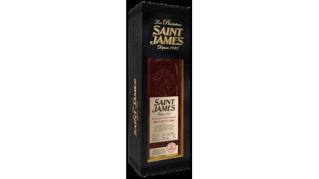 SAINT-JAMES Brut de Fût 2003 Confrérie du Rhum 59%