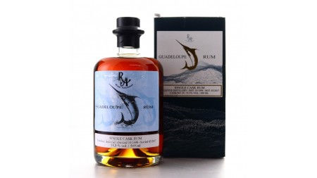 BELLEVUE Damoiseau 1998 Rum Artesanal 21 ans 53.8%