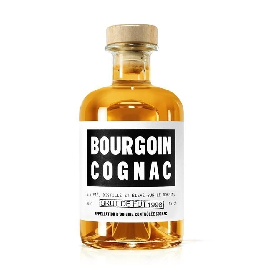 Cognac Bourgoin Brut de Fut 1998 53%