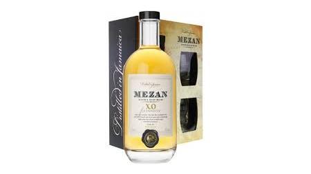 MEZAN XO Jamaica Coffret 2 Verres 40%
