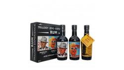 TRILOGY Coffret Rum Experience 3 X 20CL Corman Collins