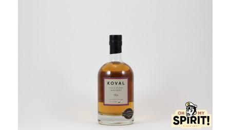 KOVAL Single Barrel Rye 40%