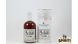 RUM NATION Savanna Rare Rums Small Batch Savanna 2001 15 ans 52.8%