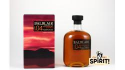 BALBLAIR 2004 Sherry 1L 46%