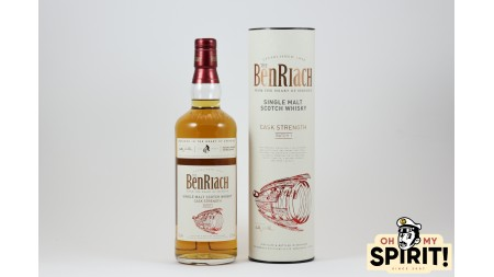 BENRIACH Cask Strenght Batch N°1 57.2%